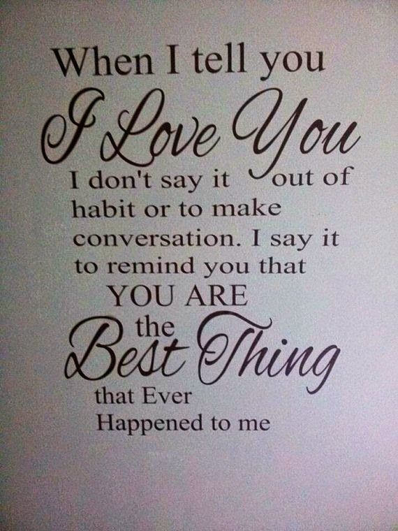 1000+ Love Quotes For Her on Pinterest | Morning quotes for him