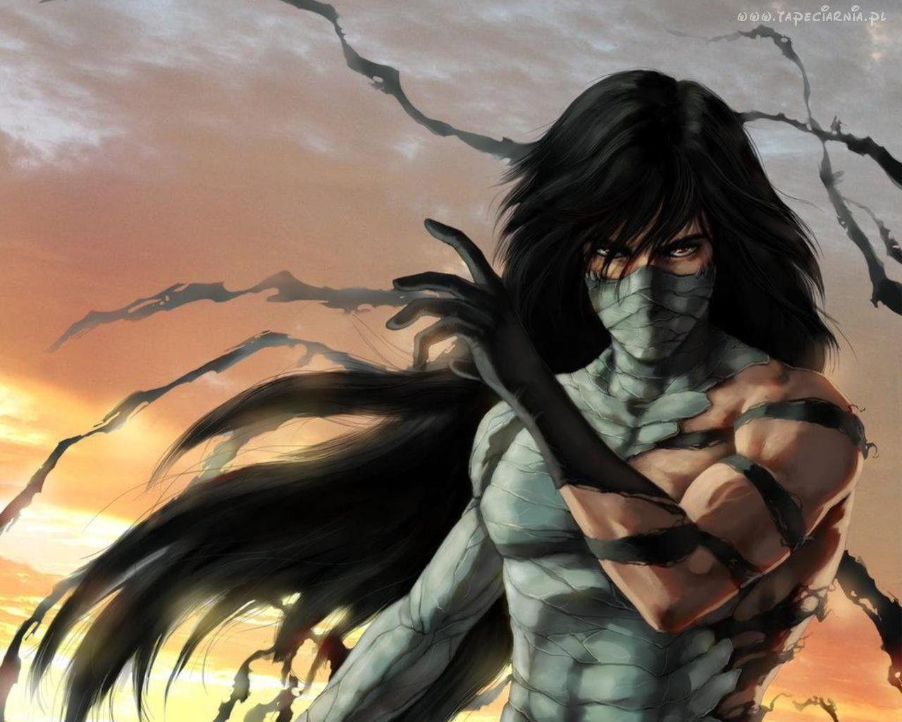 Ichigo Final Getsuga Tenshou Wallpaper