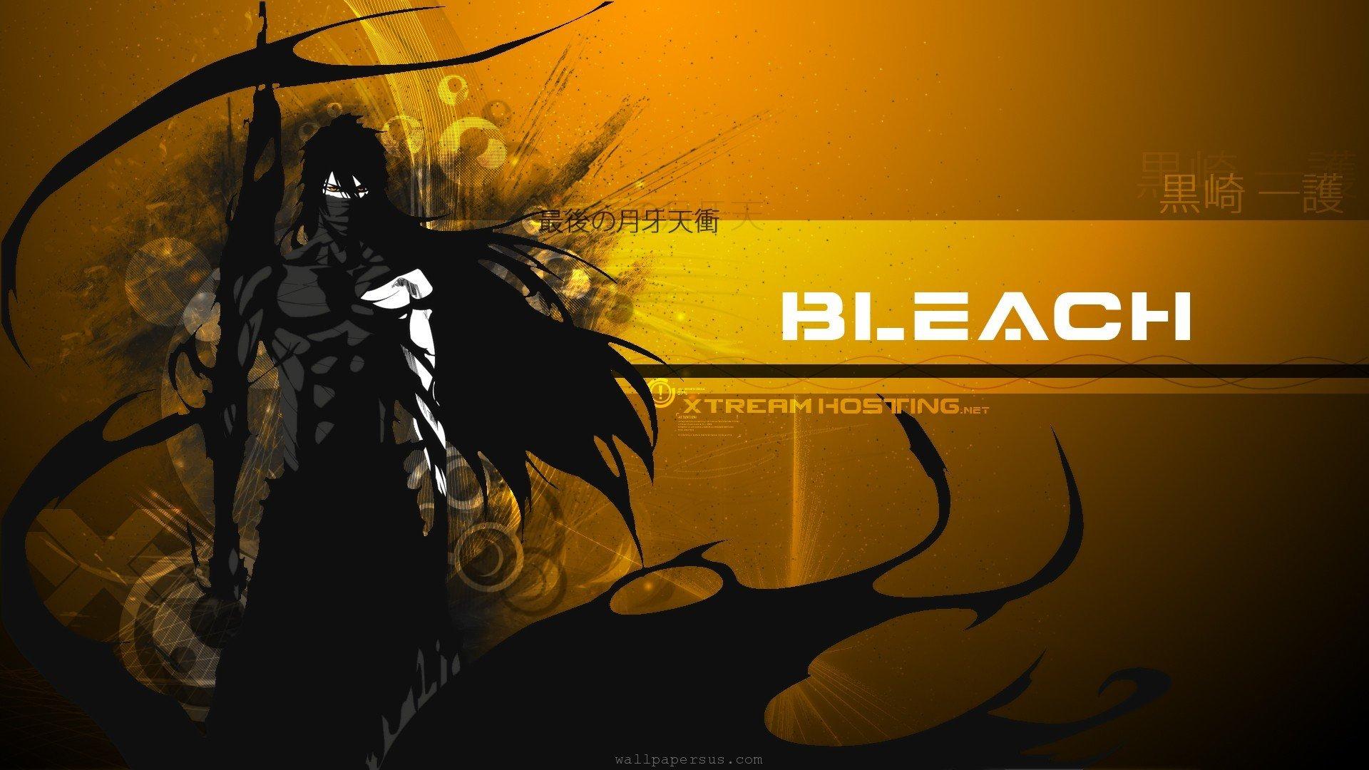 Bleach Wallpaper Ichigo Final Getsuga Tenshou Wallpap