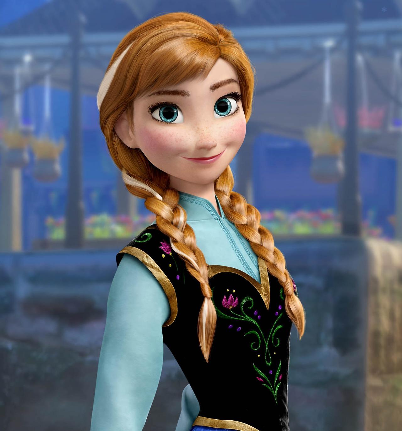 Imagenes De Anna De Frozen Page 1