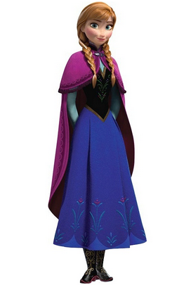 41 Imagenes De Anna De Frozen Pictures