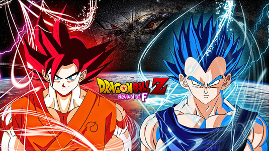 Dragon Ball Z: La resurrección de F - Peliculas de estreno y en