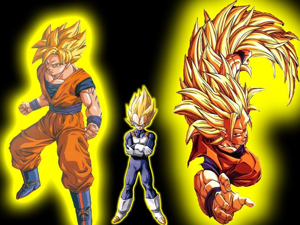 Imagenes De Dragon Ball Z Y Dragon Ball GT HD[MegaPost] - Taringa!