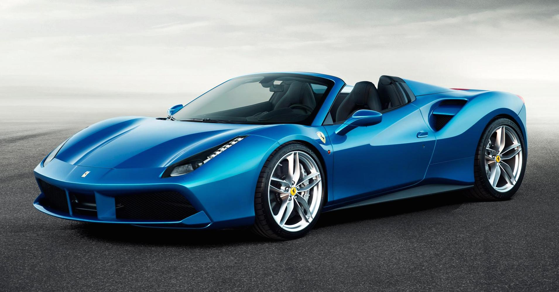 Ferrari valued at up to $9 8 billion in U S  IPO, Fiat Chrysler to
