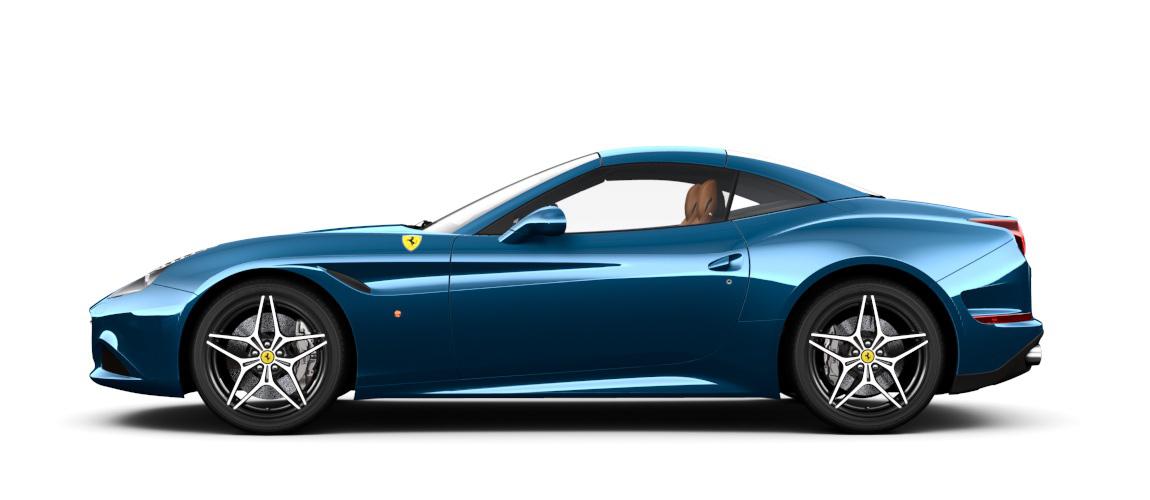 Ferrari California T: Sporty, Elegant and Versatile - Ferrari com