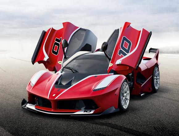 Ferrari FXX K: Evolution of Maranello's First Hybrid - Ferrari com