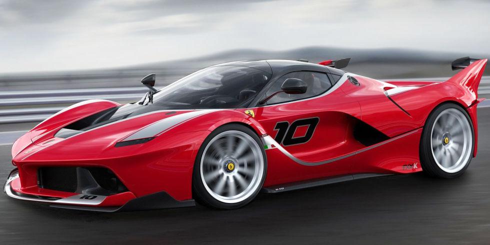 Ferrari FXX K Nurburgring - Ferrari Won't Set 'Ring Lap Time