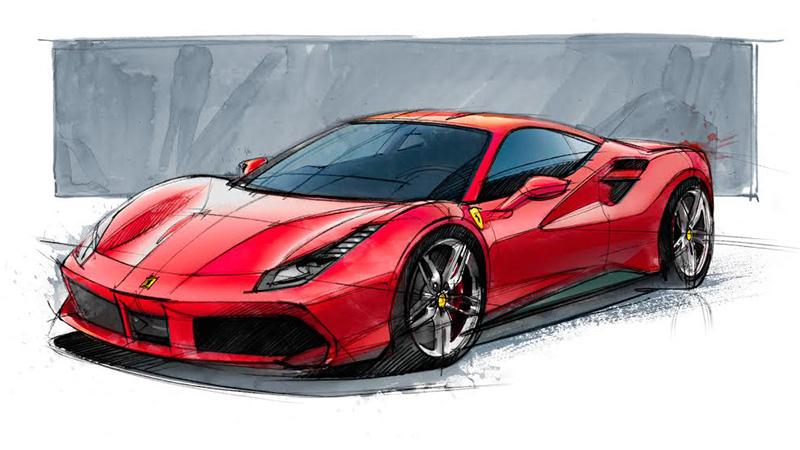 Ferrari 488 GTB - Ferrari com
