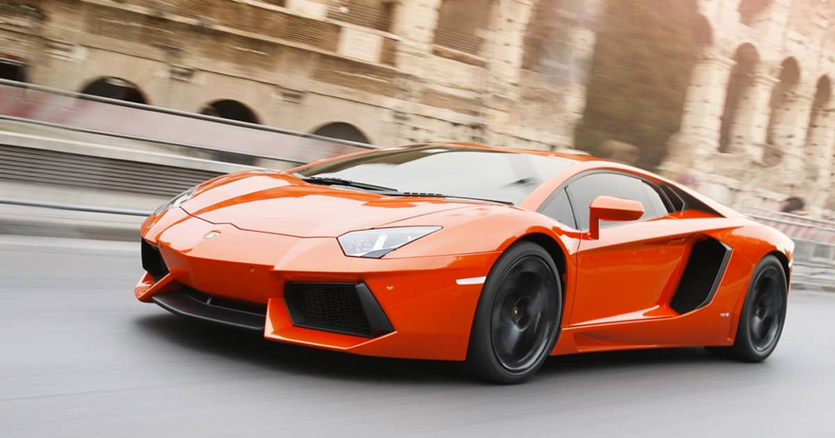 Lamborghini Aventador Coupè - Technical Specifications, Pictures