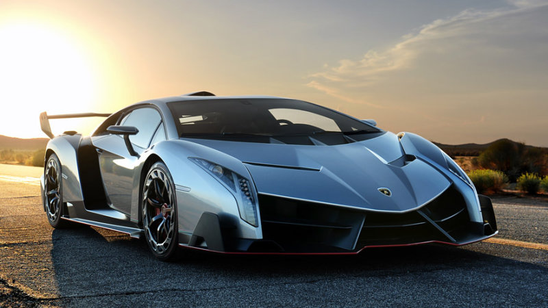 Lamborghini Veneno News and Information - Autoblog