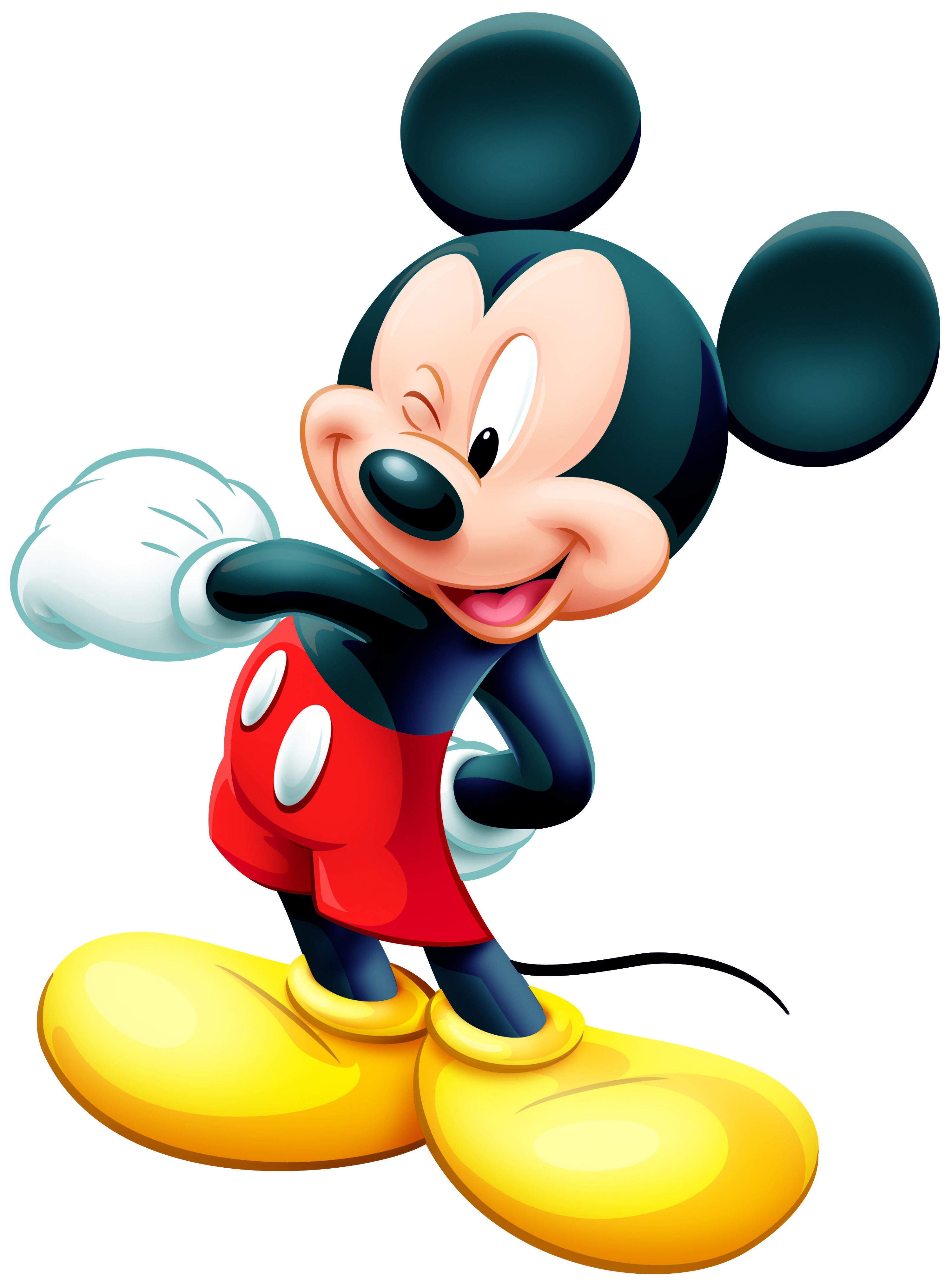 High Def Collection: 50 Full HD Mickey Mouse Wallpapers (In High