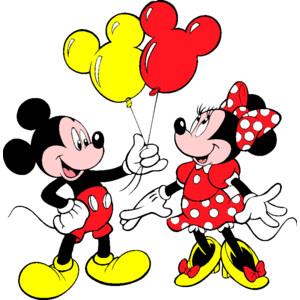 El ANTES y DESPUÉS de Mickey y Minnie!!! - TKM Argentina