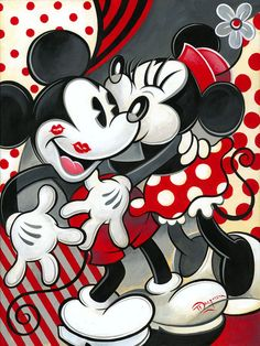 78+ images about Mickey & Minnie on Pinterest | Disney, Mickey