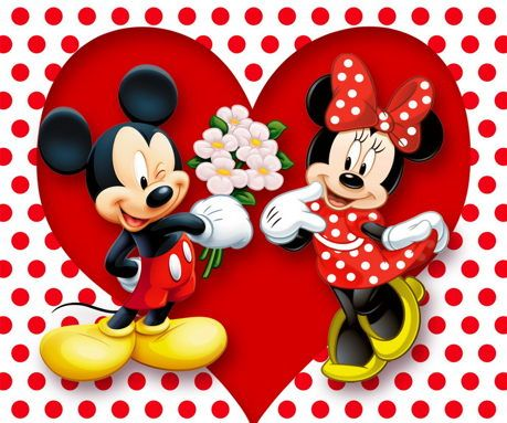 78+ images about Mickey & Minnie mouse on Pinterest | Disney, Walt