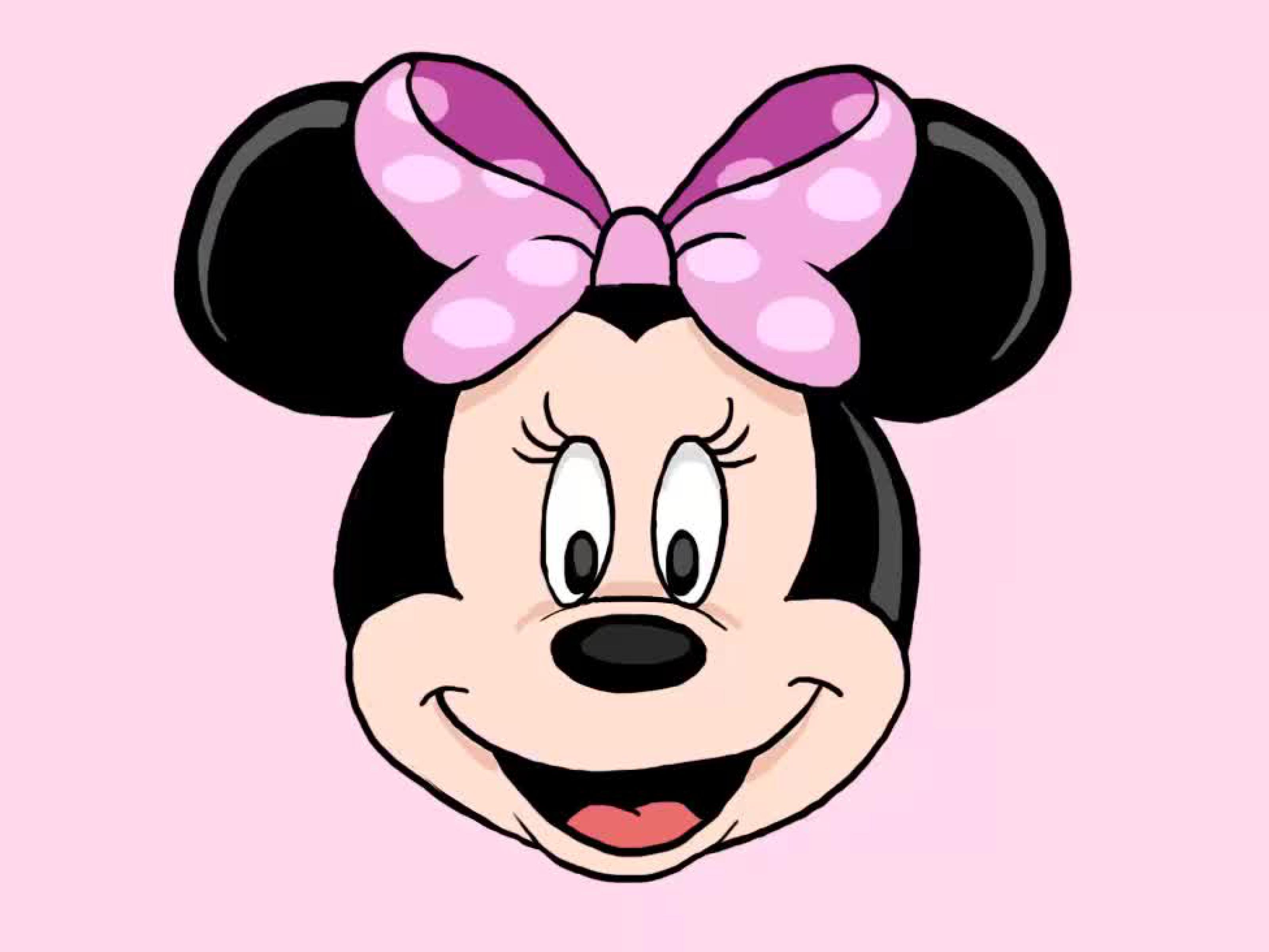 3 formas de dibujar a Minnie Mouse - wikiHow