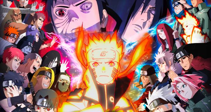 Naruto shippuden capitulo 127 - Boruto Uzumaki