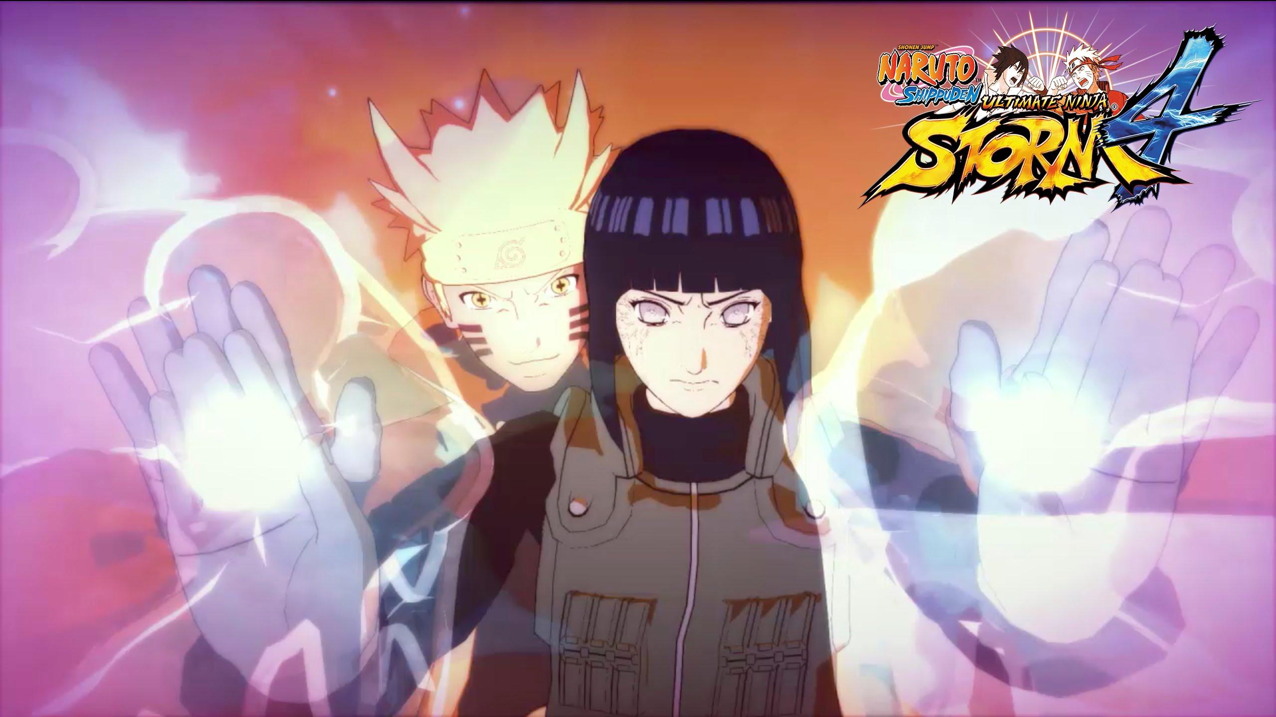 Naruto Shippuden: Ultimate Ninja Storm 4 - Opening Intro | PS4