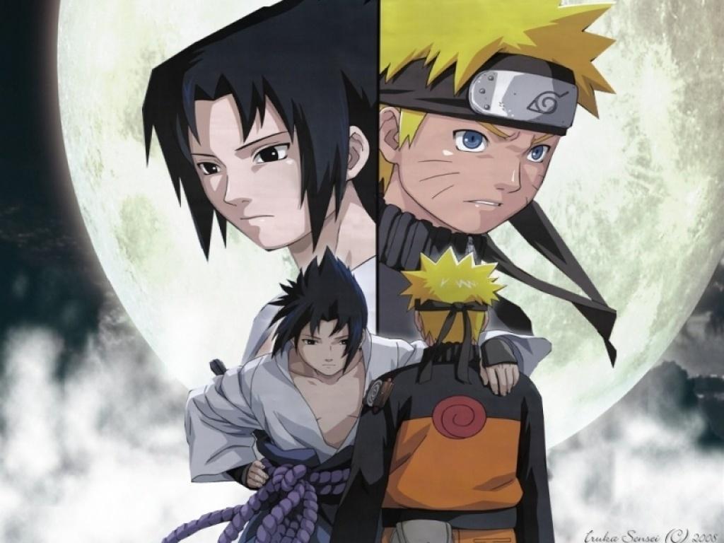 Collection of Imagenes De Naruto Y Sasuke on HDWallpapers