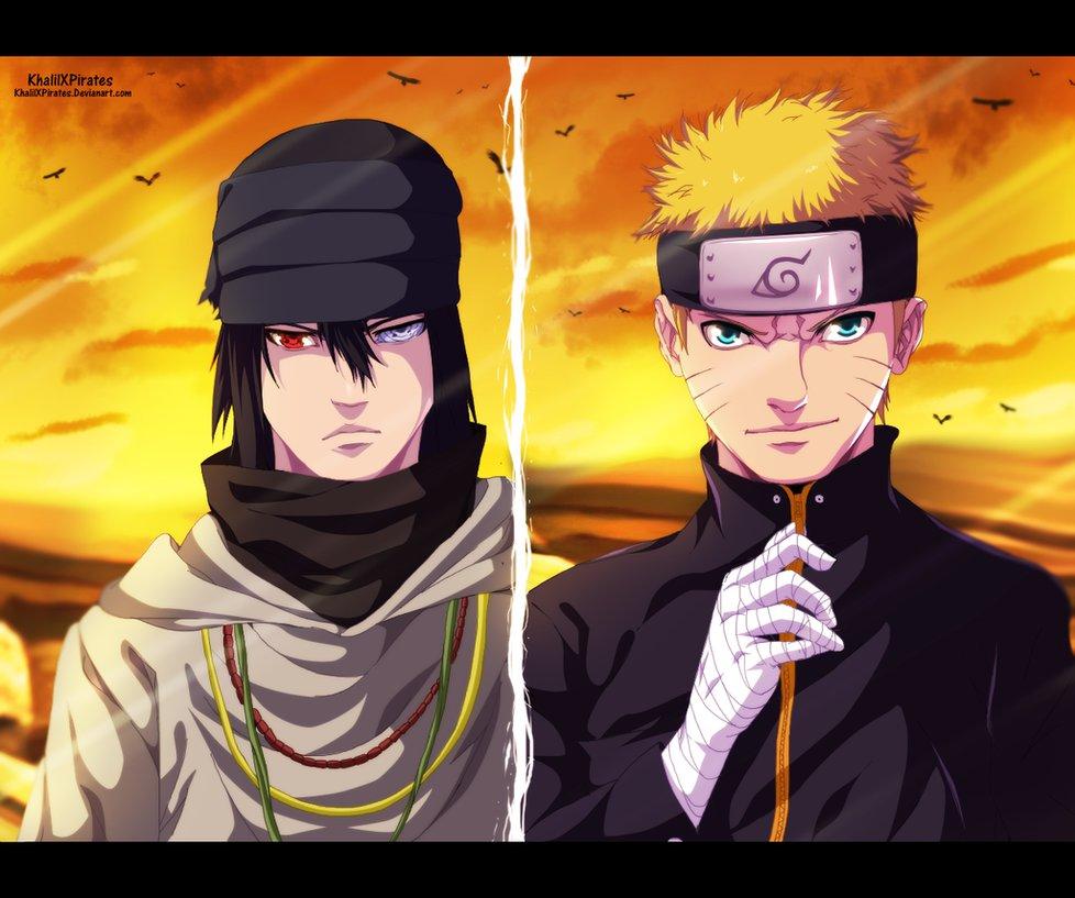 Naruto and Sasuke run the anime gauntlet - Battles - Comic Vine