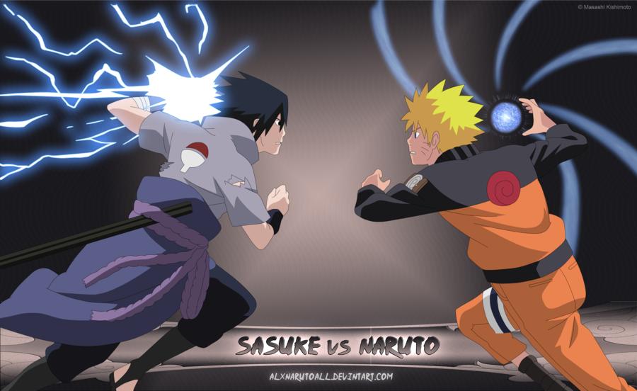 Imagenes de Sasuke y Naruto - Taringa!