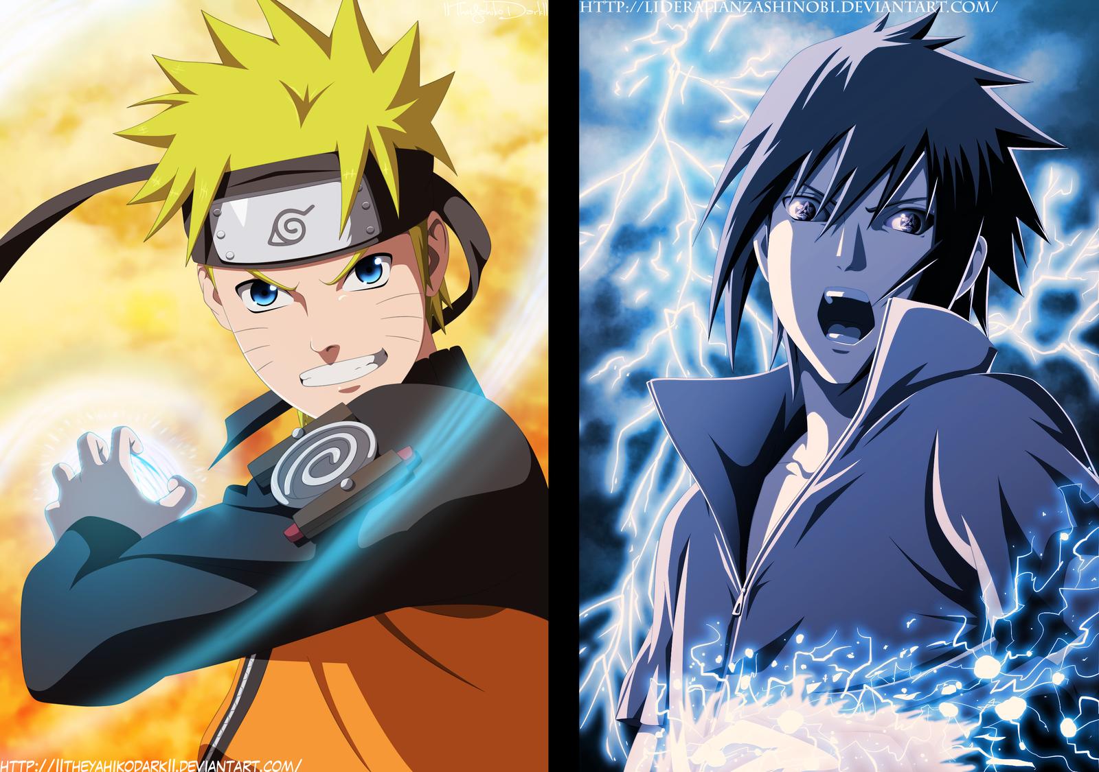 naruto and sasuke vs dr strange - Battles - Comic Vine