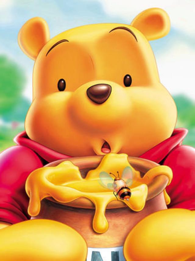 Despejada la duda! Revelan que Winnie Pooh es hembra
