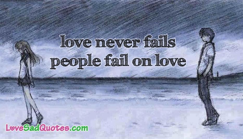 Sad Love Quotes | Love Sad Status, Images, Pictures