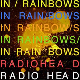 In Rainbows Wallpaper