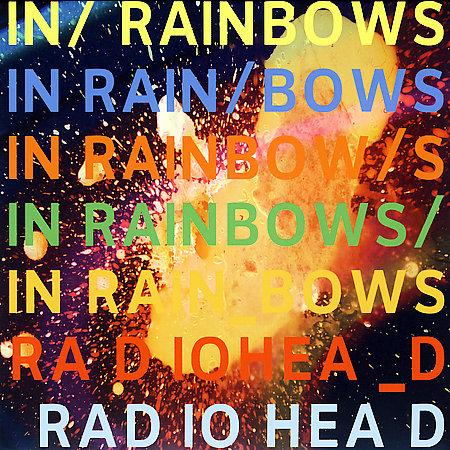 Radiohead – #336 – In Rainbows (2007) and #320 – Amnesiac (2001