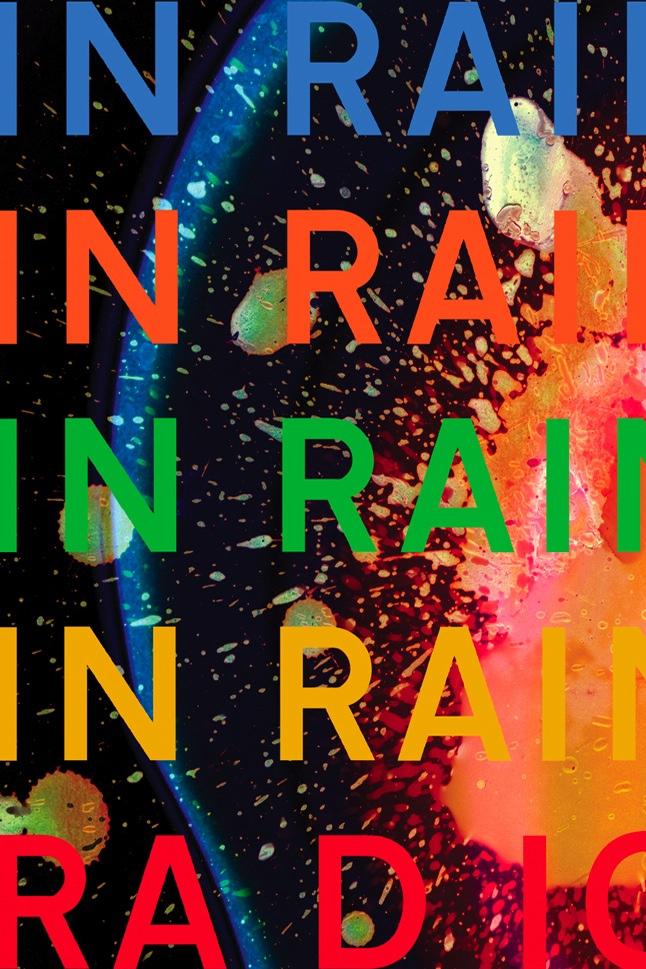 in rainbows iphone 4 wallpaper | kidandy | Flickr