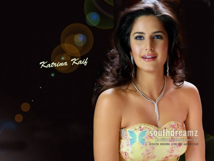 Collection of Bollywood Actress Katrina Kaif Wallpapers on