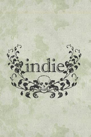 Indie Rock Logo Android Wallpaper HD | Android Wallpapers