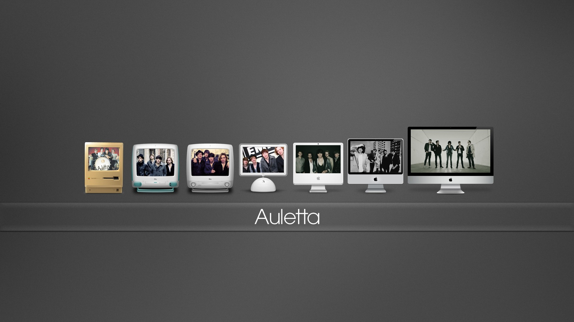 rock, historical, indie, Rock Band, Apple, Auletta :: Wallpapers