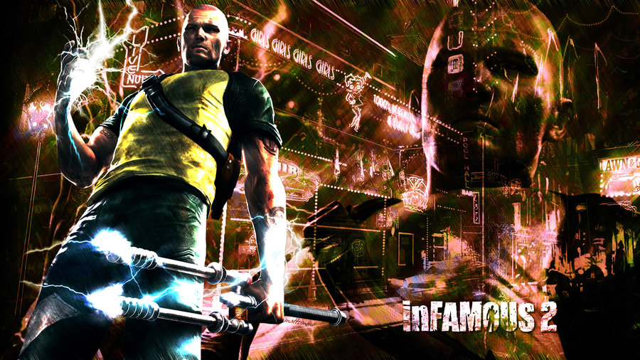 HD Infamous 2 Wallpaper