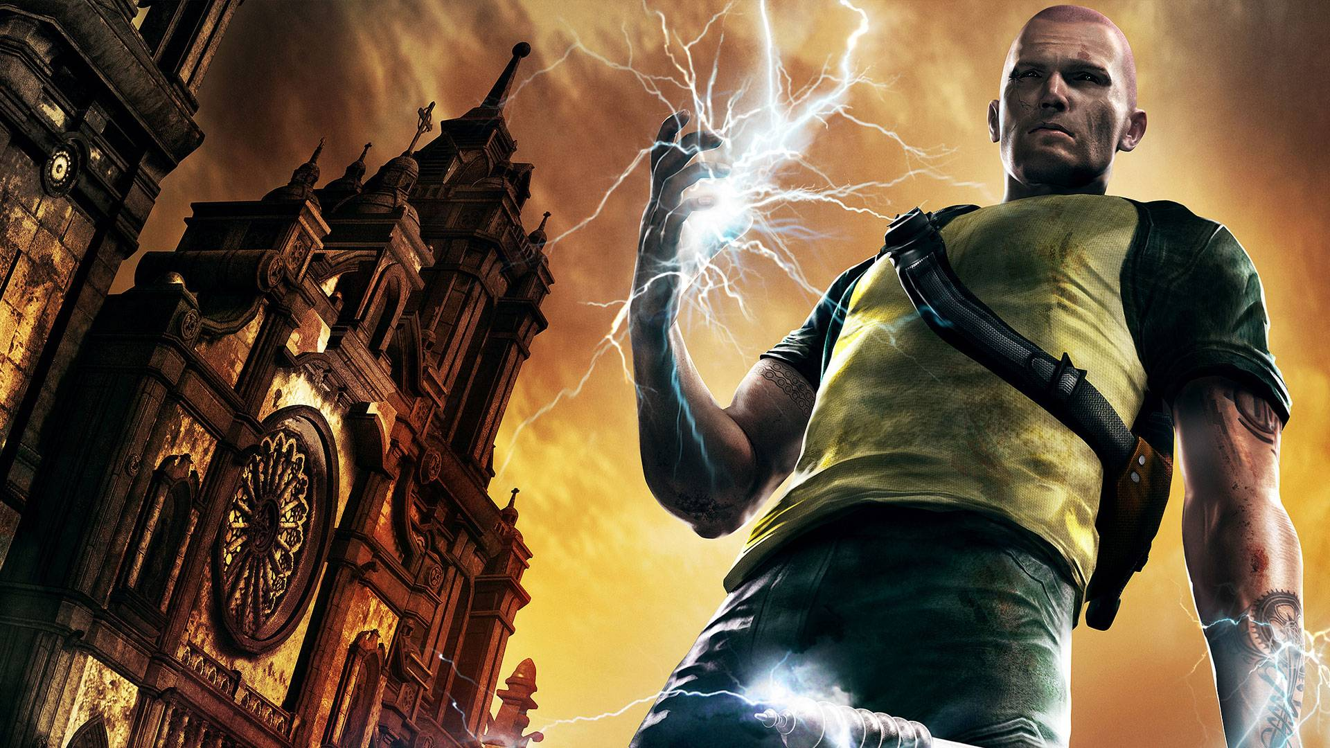 inFamous 2 Wallpapers in full 1080P HD « GamingBolt com: Video