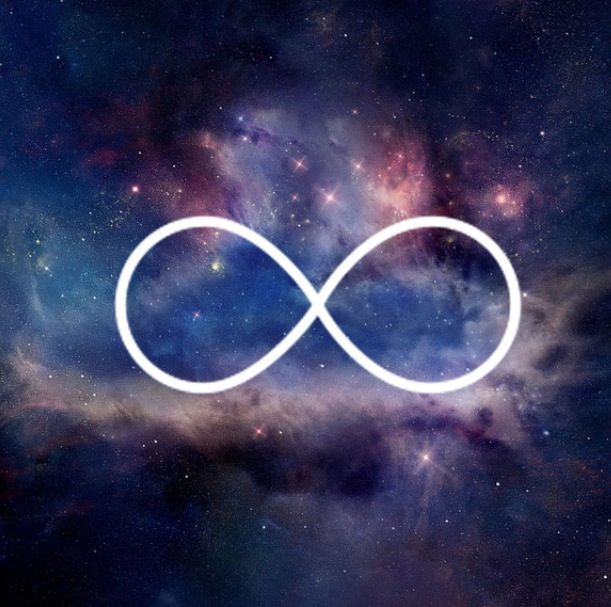 Infinity Sign Wallpaper  Infinity Sign Wallpaper Sticks Symbol on