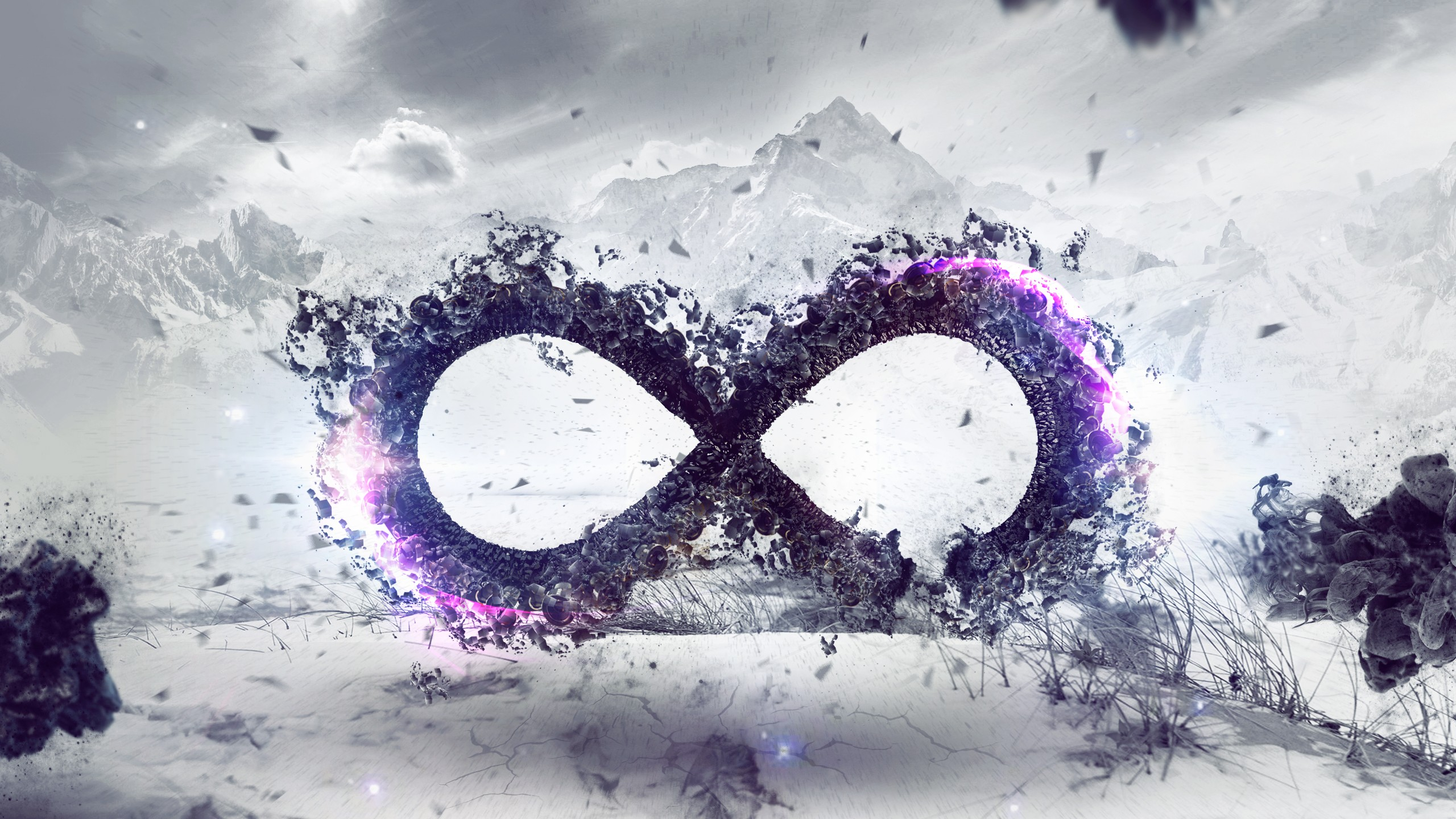 Infinity Sign Wallpapers Group (55+)