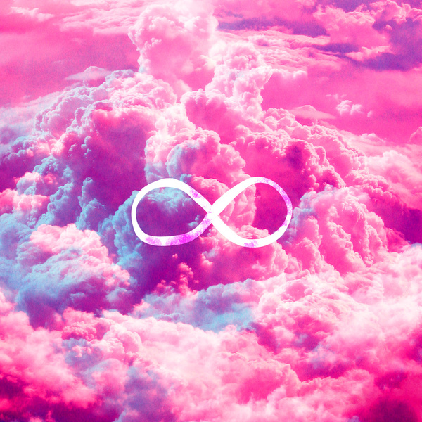 galaxy infinity | Infinity Symbol Galaxy Wallpaper Girly infinity