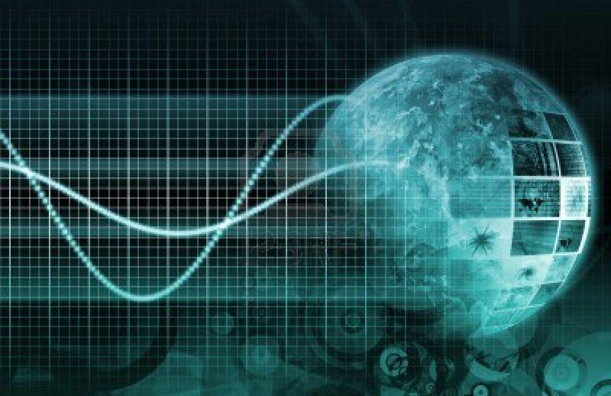 3D Technology Cyber Wallpaper 1600x1200 Deskto #18980 Wallpaper