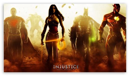 Injustice Gods Among Us (2013) HD desktop wallpaper : High