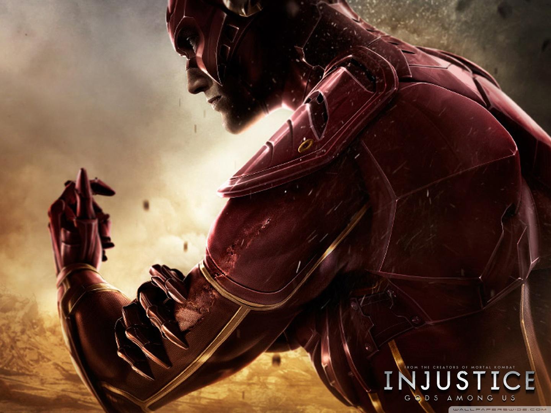 Injustice Gods Among Us 2013 HD desktop wallpaper : Widescreen