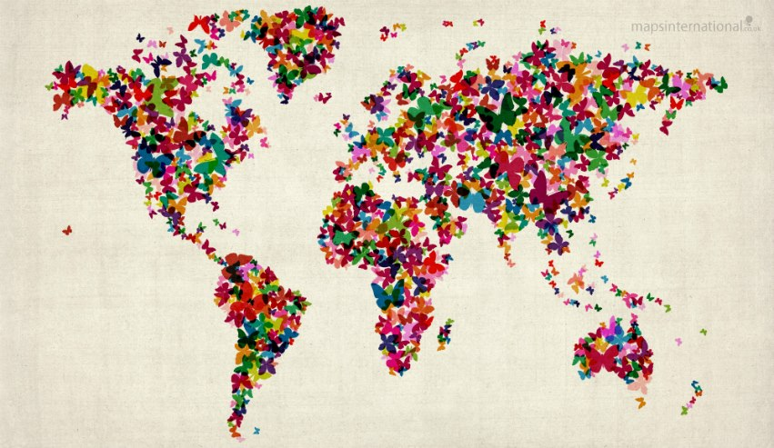 World map wallpaper sf wallpaper world map wallpaper buy online maps international gumiabroncs Image collections