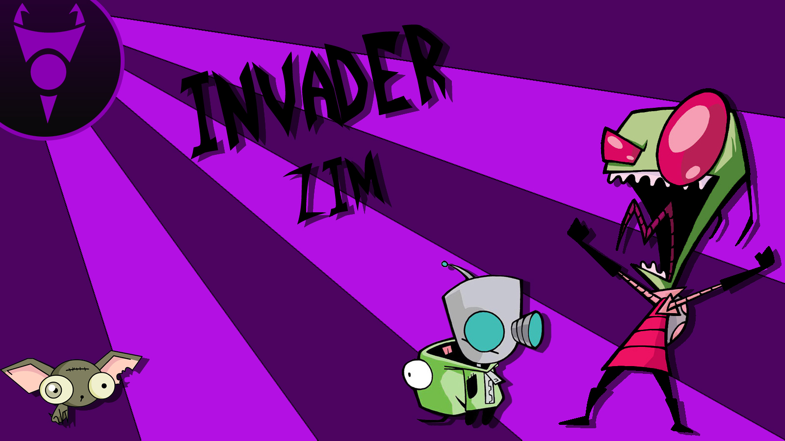 Invader Zim Background - WallpaperSafari