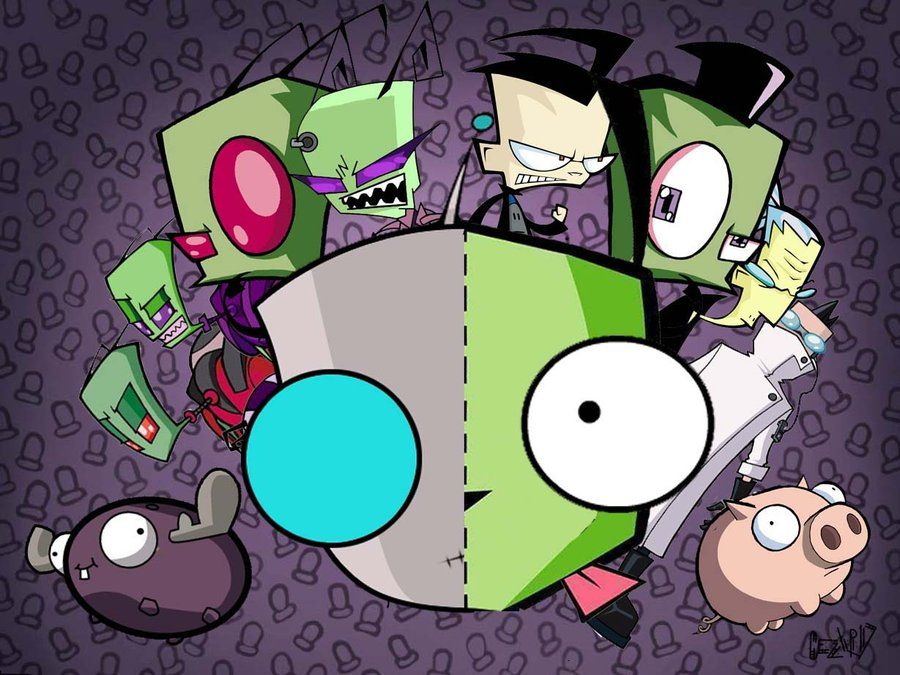 78+ images about Invader Zim on Pinterest   Cartoon, The soap and