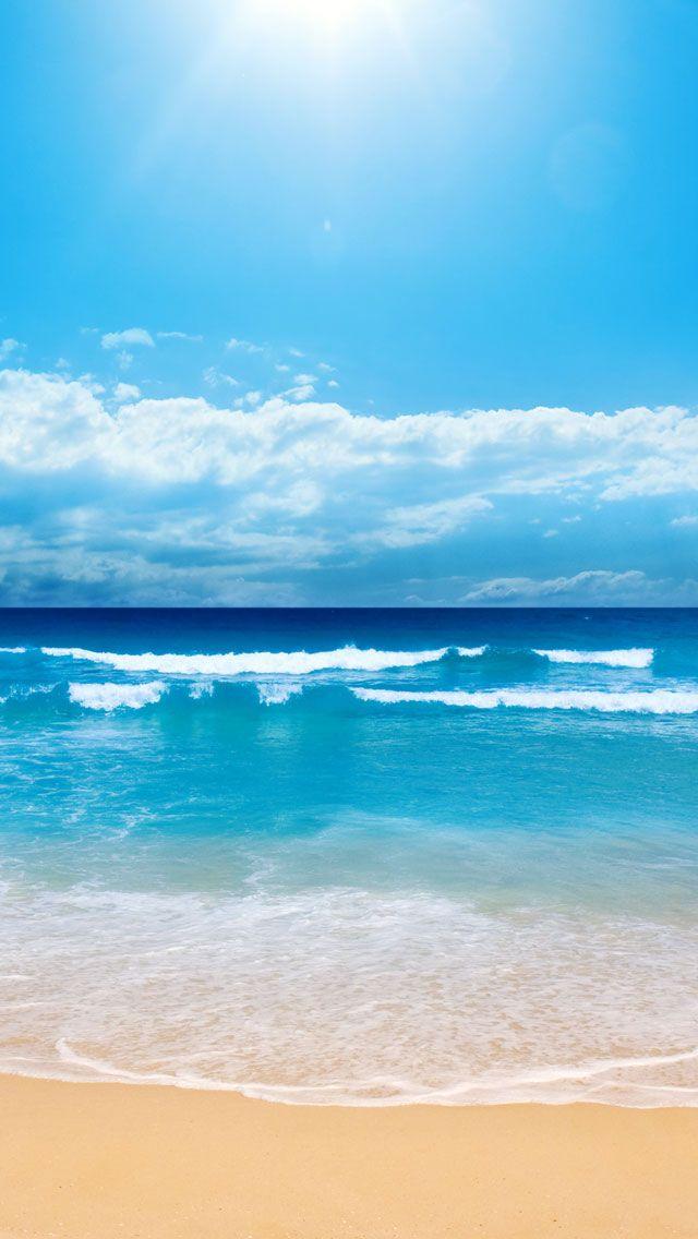 Iphone Beach Wallpaper Hd