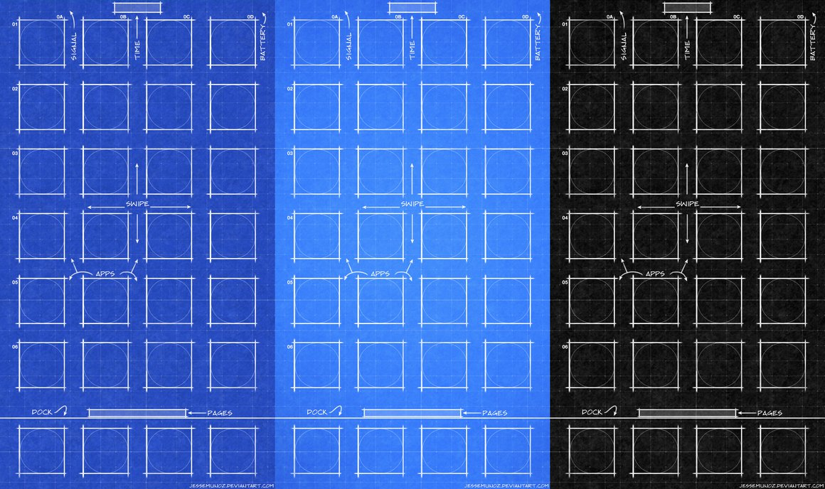 Iphone 5 Blueprint Wallpaper Joss Wallpapers
