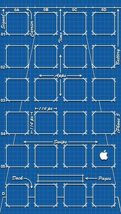 Iphone blueprint wallpaper sf wallpaper iphone blueprint malvernweather Choice Image