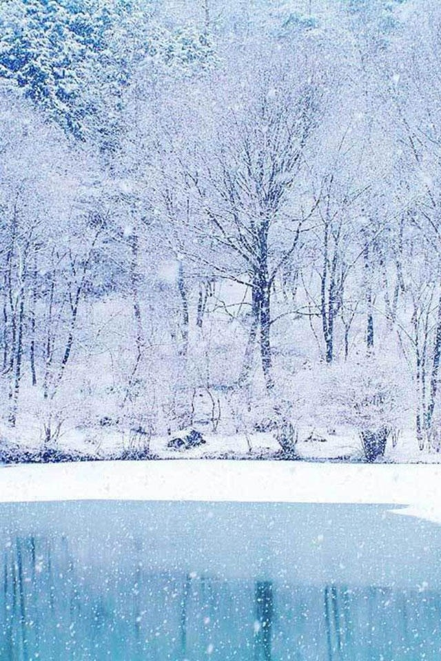 Winter Wallpaper for iPhone - WallpaperSafari