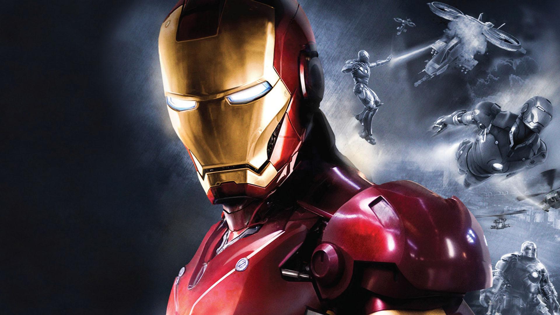 Iron Man 2 Hd Wallpaper Sf Wallpaper