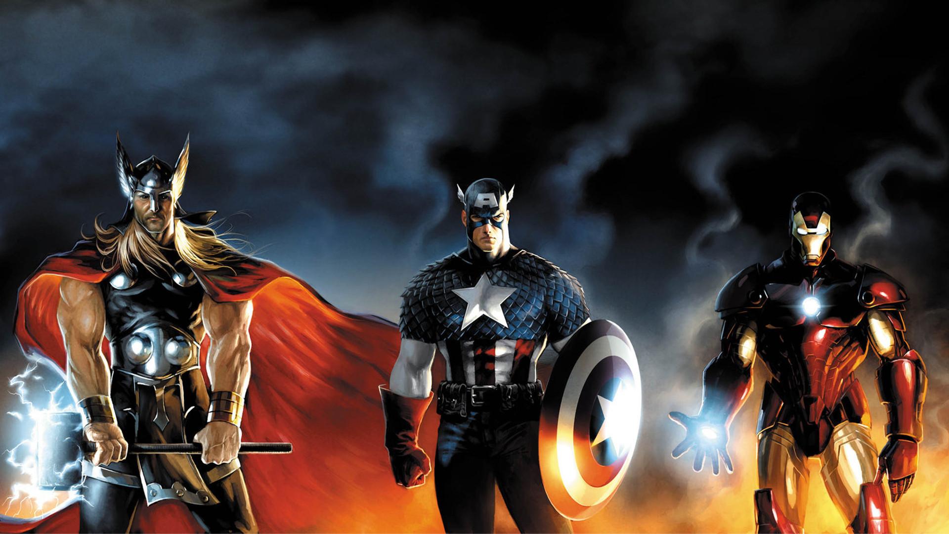 iron man avengers wallpaper - sf wallpaper